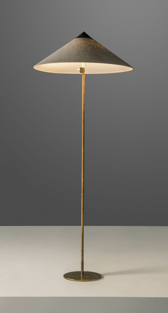 Paavo Tynell, 'A standard lamp, model no. 9602', circa 1960, Christie's