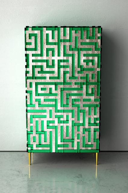 """, '""""Minosse"""" Cabinet,' 2016, Bernd Goeckler Antiques"""