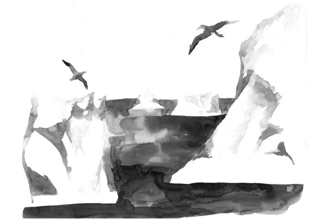 Nikita Shalenny, 'Icebergs ', 2017, SABSAY