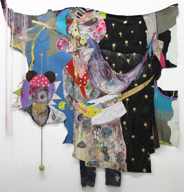 , 'Pinocchio's Half Sister,' 2014, Nomad Gallery