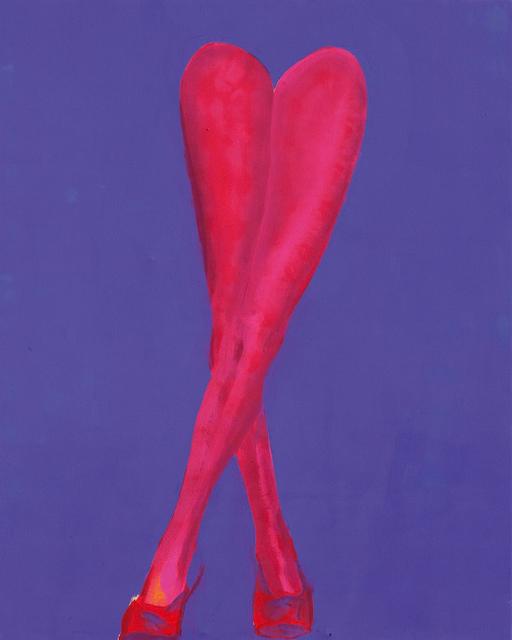 , 'Crossed Legs Standing,' 2013, Zemack Contemporary Art
