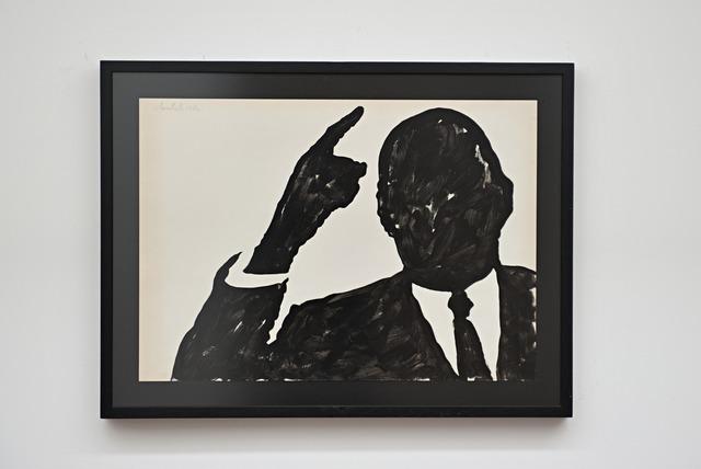 , 'Untitled, Charles De Gaulle,' 1962, Eduardo Secci Contemporary