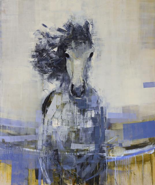 , 'Blue Roan,' , Clark Gallery