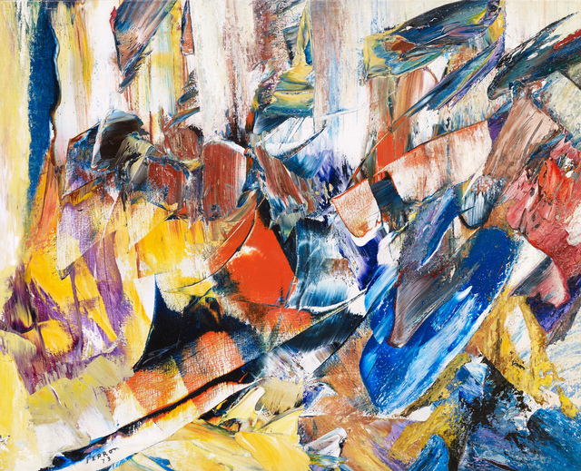 , 'Untitled,' 1973, Cosner Art Gallery