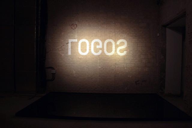 , 'Logos,' 2014, Alarcón Criado