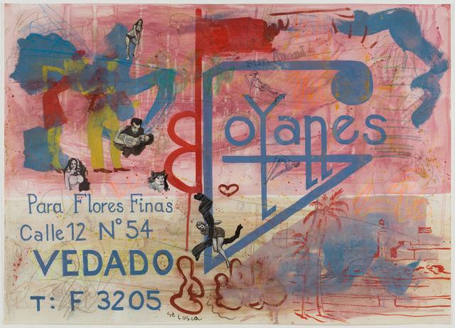 , 'Vedado (No. 26),' 2006, Track 16 Gallery