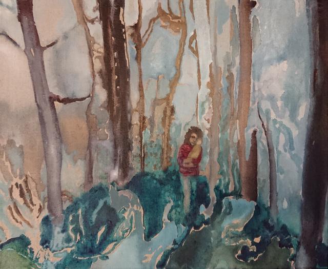 , 'Stille Begleitung,' ca. 2019, Galerie SOON