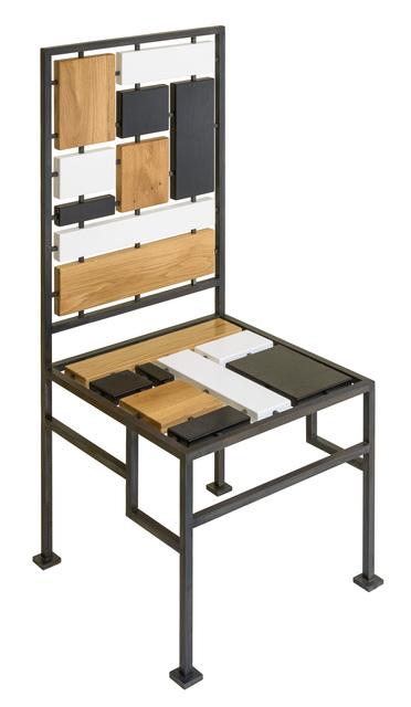 , 'Chaise Mondrian,' 2014, Granville Gallery