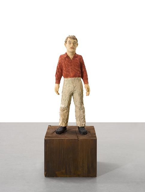 , 'Kleiner Mann,' 1996, Galerie Schwarzer