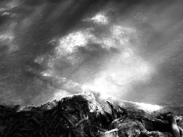 , 'Sillans La Cascade #1,' 2017, BBA Gallery