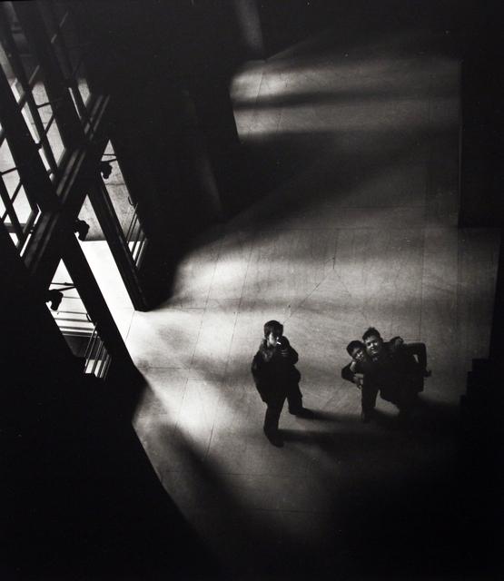 , 'Penn Station,' 1951, Bruce Silverstein Gallery