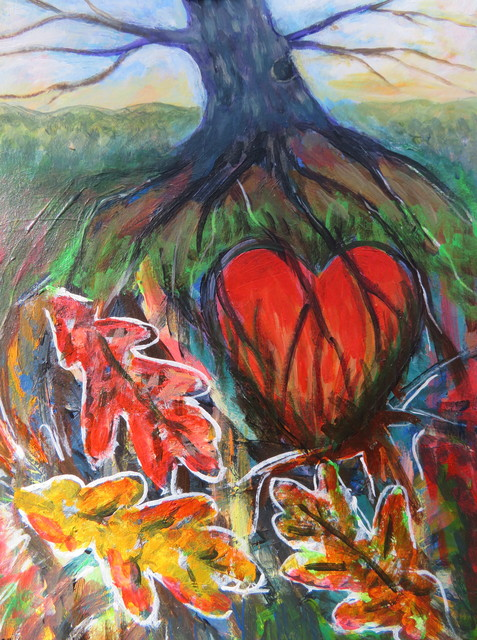 , 'The Heart of Nature No. 15,' , Zenith Gallery