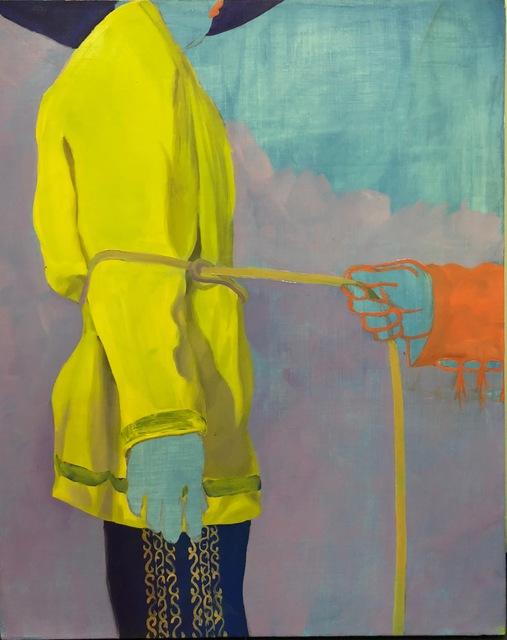 , 'La Cuerda,' 2018, Galería Karen Huber