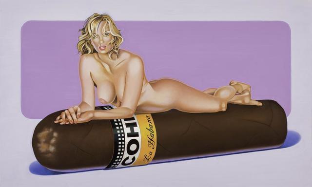 , 'Hav-A-Havana #10,' 2015, Vertu Fine Art