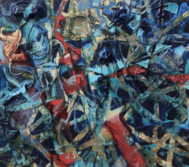 , 'Labyrinth of Chaos,' 2018, Anita Shapolsky Gallery