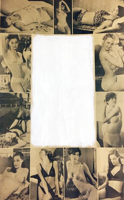 , 'White rectangle,' 1990, Galerie Michaela Stock