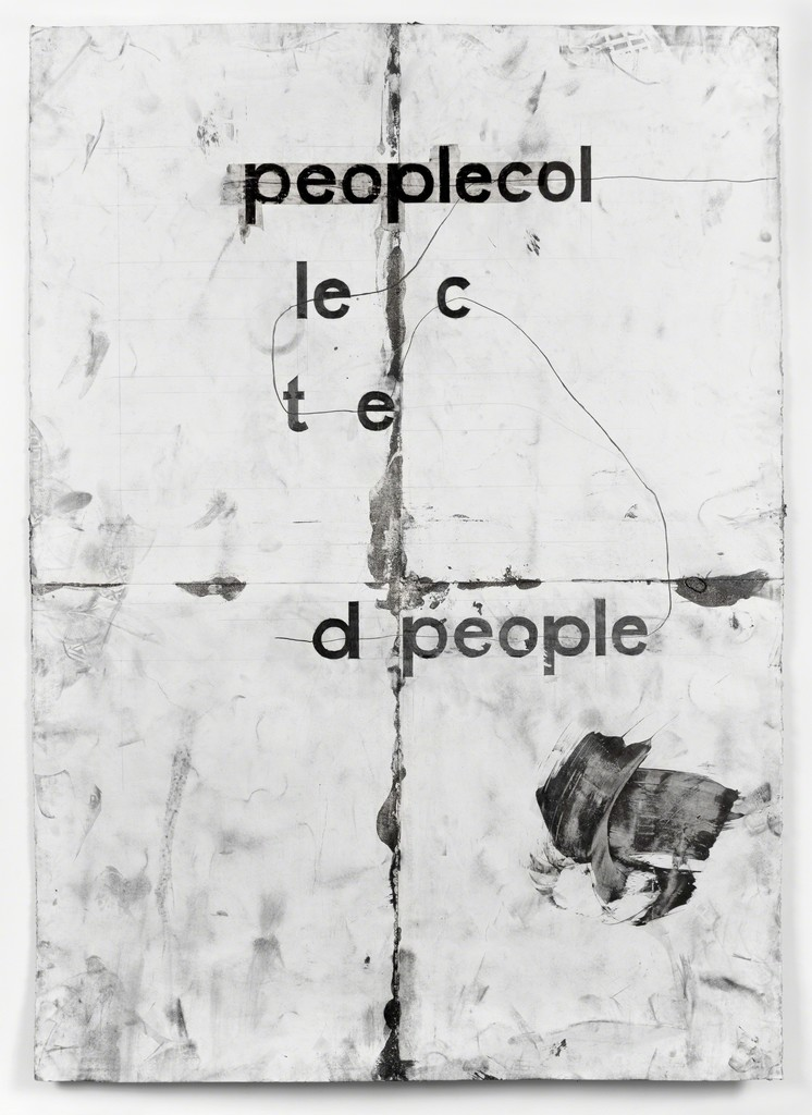Tony Lewis, 'peoplecol,' 2013, Whitney Biennial 2014
