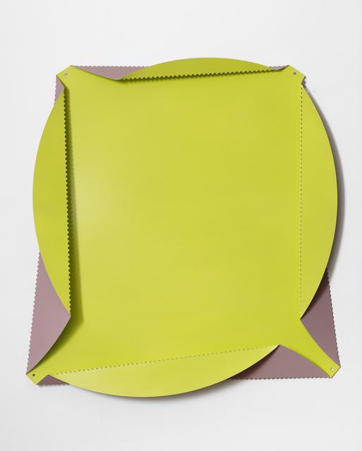 , 'Quadratur des Kreises,' 2013, Semiose
