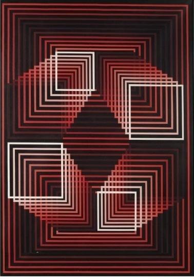 , 'Quadrature camin,' 1972, Museo de Arte Contemporáneo de Buenos Aires