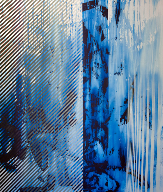 Chris Trueman, 'Blue', 2013, Adah Rose Gallery
