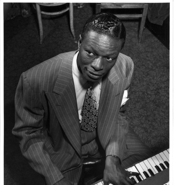 William Gottlieb, 'Nat King Cole', ca. 1948, Elizabeth Houston Gallery