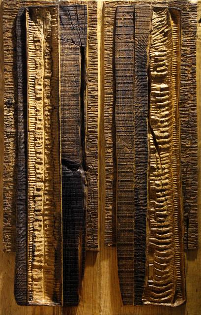 Zhou Ning, 'Memory', 2003, Sculpture, Wood carving, NO 55 ART SPACE