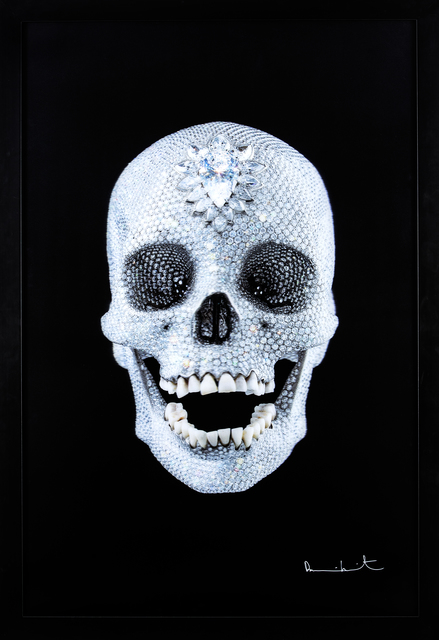 Damien Hirst, 'For The Love of God', 2012, Deodato Arte