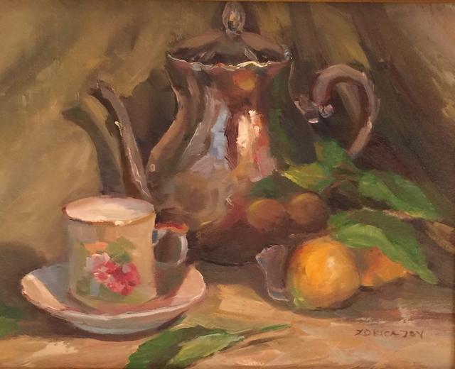 , 'Afternoon Tea,' , Cosmopolitan Fine Arts