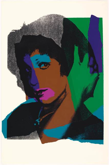 Andy Warhol, 'From: Ladies & Gentlemen', 1975, Koller Auctions