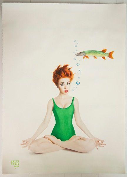 , 'Anna, 3,' 2014, Salamatina Gallery