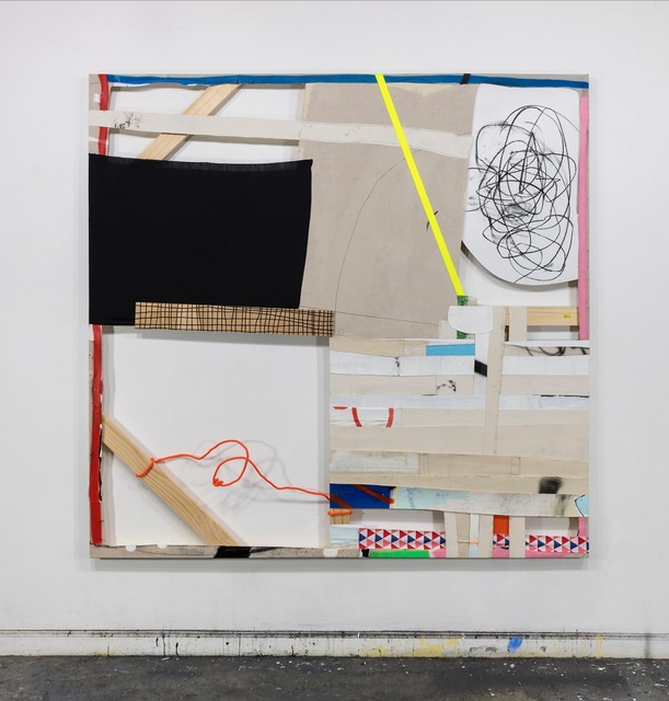 , 'Mom Said Karate Fight,' 2018, MARQUEE PROJECTS