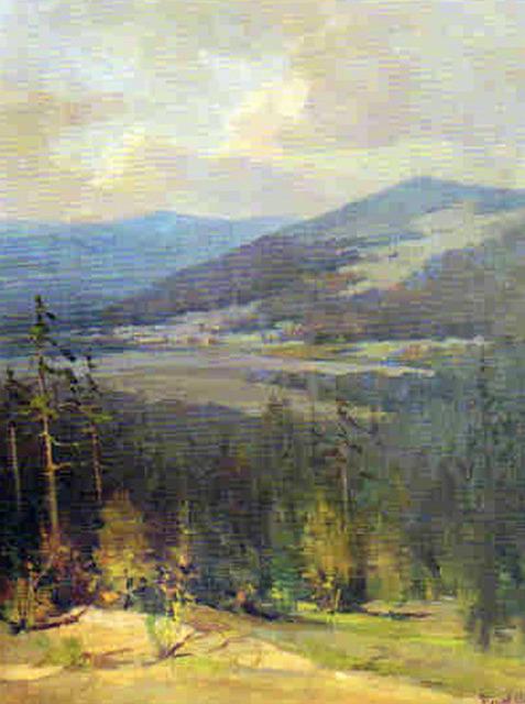 Nikolai Zhukov, 'Untitled', ca. 1950, OYANU Gallery