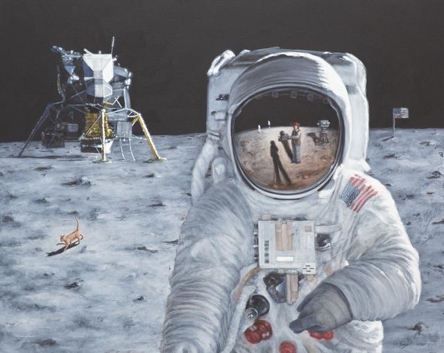 , 'Shoot the Moon,' 2019, Mirus Gallery