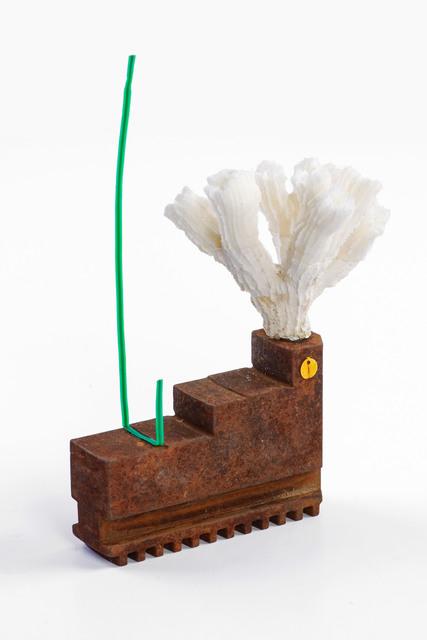 , 'Seagrass Twist Tie,' 2016, THE MISSION