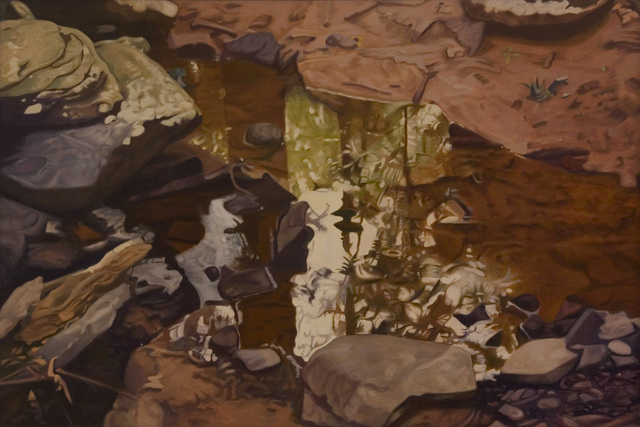 , 'Rusty Reflections,' 1978, Walter Wickiser Gallery