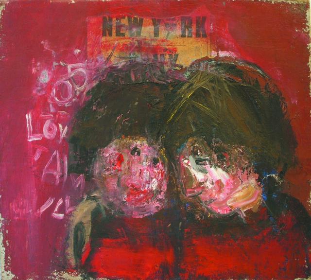 Joan Eardley, 'Two Children', ca. 1961, Cyril Gerber Fine Art/ Compass Gallery