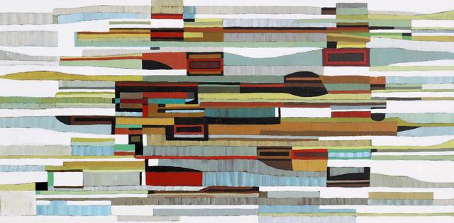 , 'Del Mar 24,' 2017, Susan Eley Fine Art