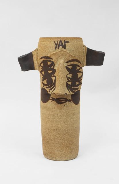 , 'Yar Face,' 2015, V1 Gallery