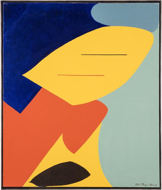 , 'Abtausch,' 1952, bromer kunst