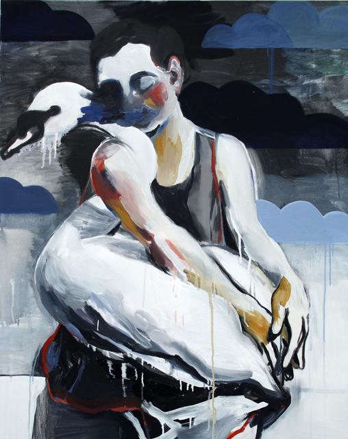 , 'Swan,' 2015, Yiri Arts