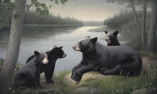 , 'Mama Bear,' 2018, Sullivan Goss