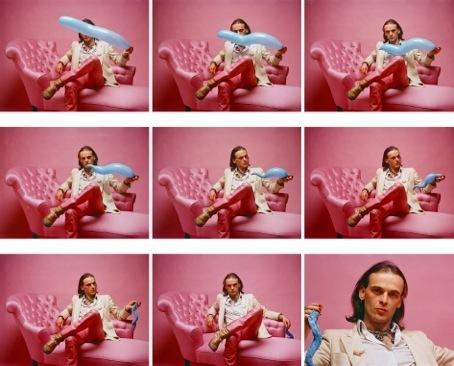 , 'Es war ein schöner Tag als ich dachte,' 1977, Galerie Hans Mayer