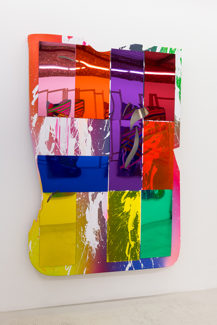 , 'High All the Time 05,' 2018, Annka Kultys Gallery