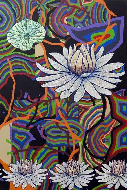 , 'Lotus No. 4,' 2016, Ro2 Art