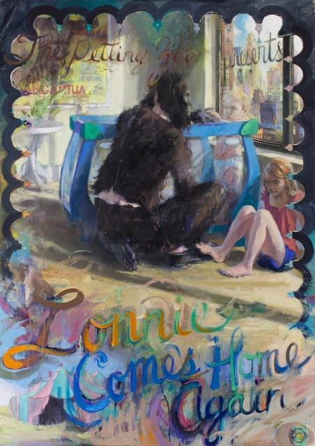 , 'Lonnie Comes Home Again,' 2017, Alpha Gallery