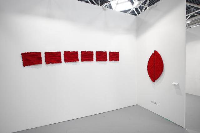 Pino Pinelli, 'Pino Pinelli @ Arte Fiera 2017', 2017, Painting, Mixed media, Dep Art Gallery