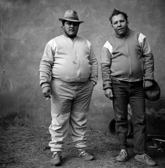 , 'Johan and Bertie, Brothers, Western Transvaal,' 1987, WILLAS Contemporary