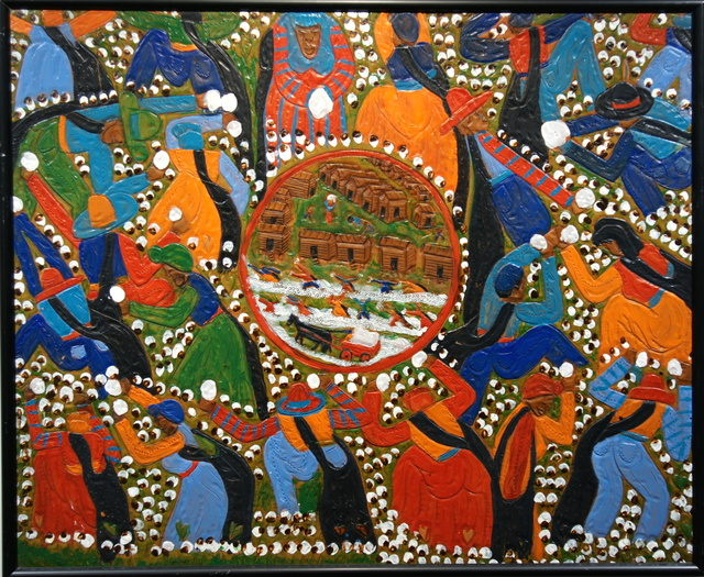 , 'Memories of the Field,' 2015, Adelson Galleries