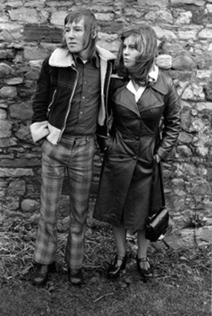 , 'Margaret and Barry Kirkbride, Workington, Cumbria,' 1975, Les Douches La Galerie