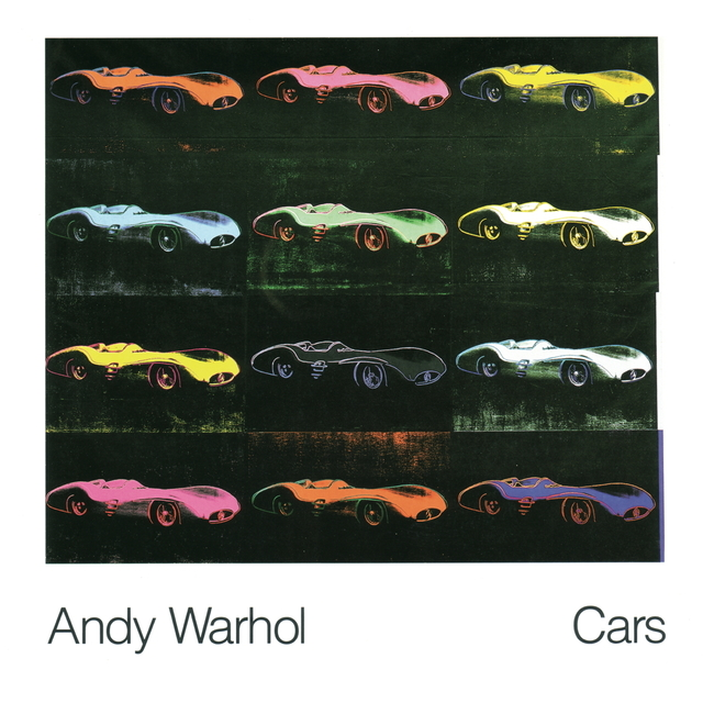 Andy Warhol, 'Formula 1 Car W 196 R (1954)', 1989, ArtWise